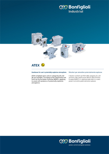 Cat. C-ATEX Series - ENG