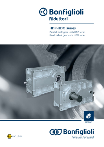 HDO Series-ATEX Included - ENG